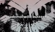 Video by Stuart Mccaffer - mademoiselle butterfly